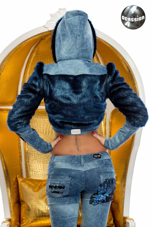 damenjacke damen blazer jeansjacke jacke mantel jeans. Black Bedroom Furniture Sets. Home Design Ideas